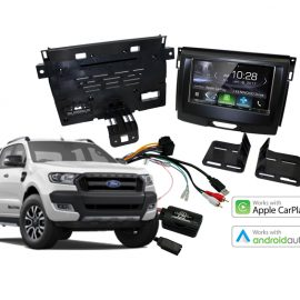 Ford Ranger PX2 Complete Stereo Solution
