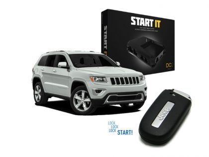 Jeep Grand Cherokee Remote Start Packages