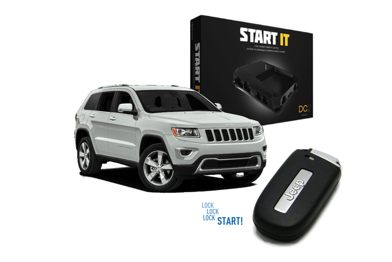 Jeep Grand Cherokee Remote Start