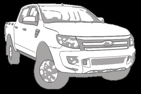 Ford Ranger PX1