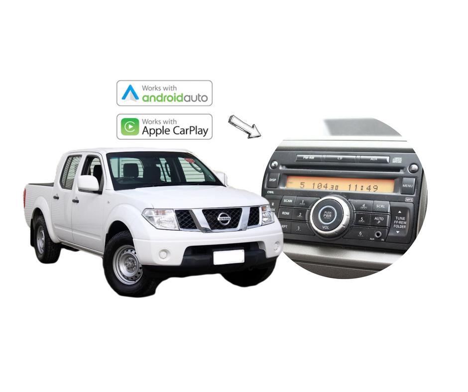 Nissan Radio Wiring Harness Adapter