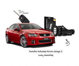 Holden VE Commodore Remote Start Auto Model Long Range