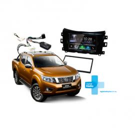Kenwood DDX9017DABS Stereo Kit for Nissan Navara D23 ST STX