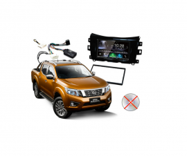 Kenwood DMX7017BTS Stereo Kit for Nissan Navara D23 ST STX