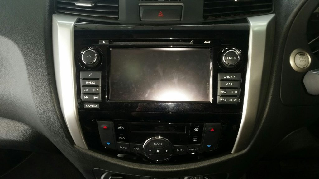 Nissan Navara Np300 St Stx Models Stereo Solution 2014 To 2017