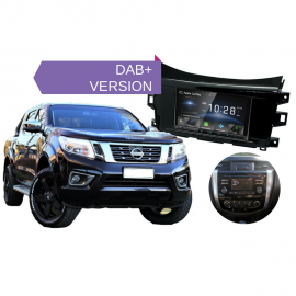 Kenwood DDX9018DABS for Nissan Navara D23 ST STX - 2014 to 2018 | Stereo Upgrade
