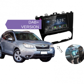 Kenwood DDX9018DABS for Subaru Forester SJ - 2015 to 2018 | Stereo Upgrade