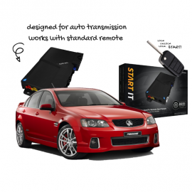 Holden VE Commodore Remote Start Auto Model