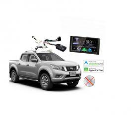 Kenwood DMX7017BTS Stereo Kit for Nissan Navara RX DX