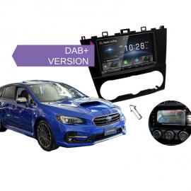 Kenwood DDX9018DABS Stereo Upgrade for Subaru Levorg