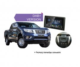 Kenwood DDX9018DABS for Nissan Navara D23 RX DX