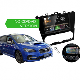 Kenwood DMX8018S Stereo Upgrade for Subaru Levorg