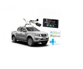 Kenwood DDX9017DAB Stereo Kit for Nissan Navara RX DX