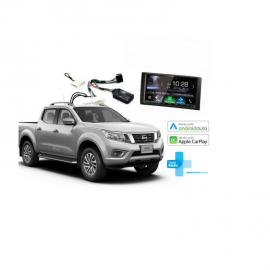 Kenwood DDX9017DAB Stereo Kit for Nissan Navara RX DX
