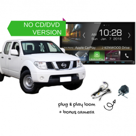 Kenwood DMX8018S for D40 Nissan Navara 2005 to 2014 | Stereo Upgrade