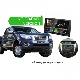 Kenwood DMX8018S for Nissan Navara D23 RX DX