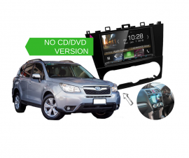 Kenwood DMX8018S for Subaru Forester SJ - 2015 to 2018 | Stereo Upgrade
