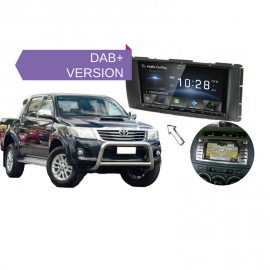 Kenwood DDX9018DABS for Toyota Hilux 2014