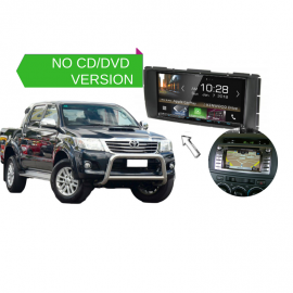 Kenwood DMX8018S for Toyota Hilux 2014
