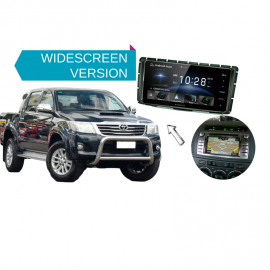 Kenwood DDX918WS for Toyota Hilux 2014