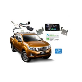 Nissan Navara NP300 RX/DX Models Stereo Solution 2014 to 2017