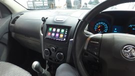 Holden Colorado & Isuzu Dmax Complete Stereo Solution 2012 - 2017 - Kenwood DDX9017DABS