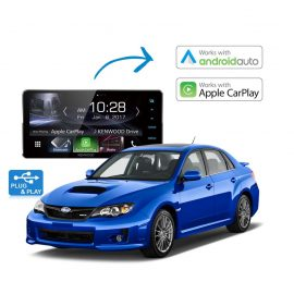 2013/14 Subaru Impreza WRX Stereo Solution Kenwood DDX917WS