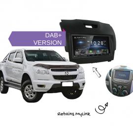 Kenwood DDX9018DABS Stereo for Holden Colorado MyLink