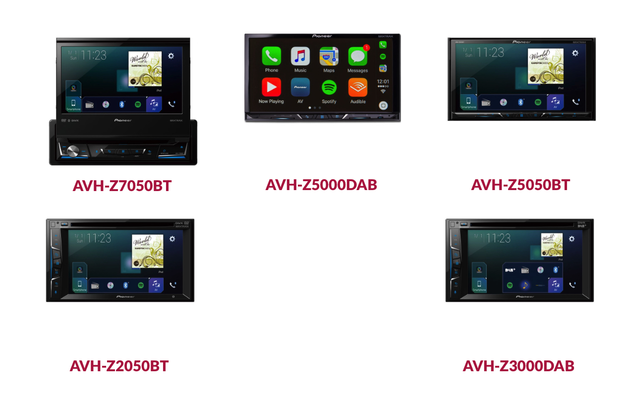 Pioneer AVH-Z5050BT Review - We Compare To AVH-Z2050BT & More