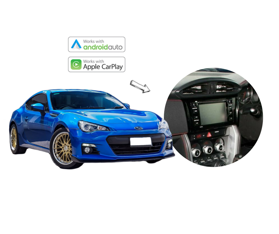 Kenwood DDX920WDABS for Subaru BRZ Stereo Upgrade | 2016 to 2020