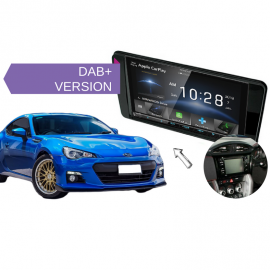 Kenwood DDX9018DABS for Subaru BRZ