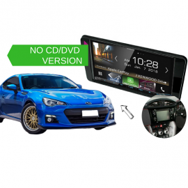 Kenwood DMX8018S for Subaru BRZ