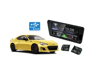 2017 Subaru BRZ Stereo Solutions – Plug & Play