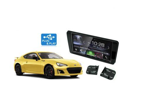 Apple CarPlay Upgrade BRZ