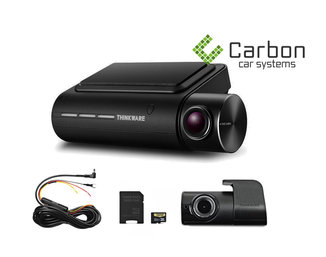 Thinkware F800 Pro 32GB Dash Camera Kit