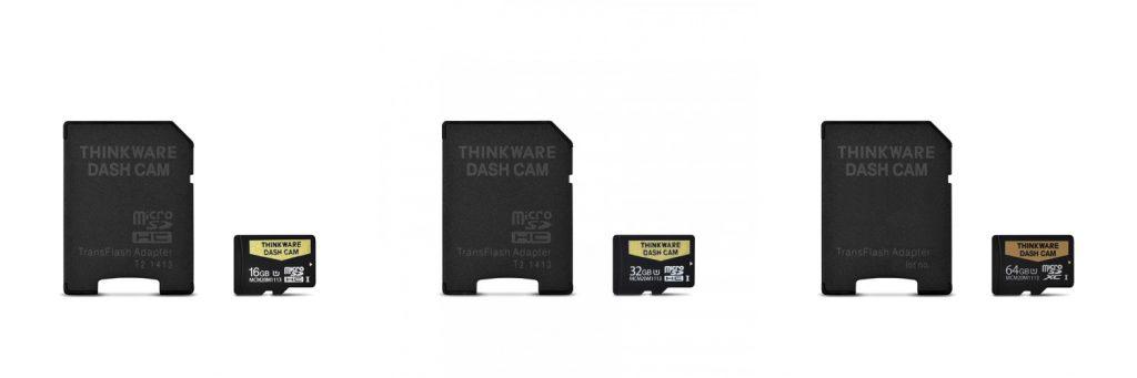 Thinkware SD Cards