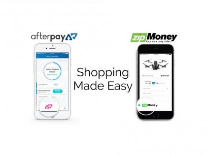 AfterPay & ZipMoney, Buy Now, Pay Later