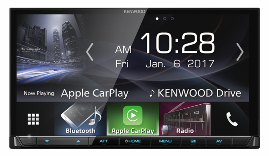 Kenwood DMX7017BTS Feature