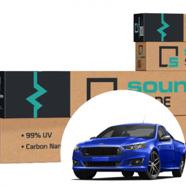 SoundSkins Shade - Ute Vehicle Tinting Service