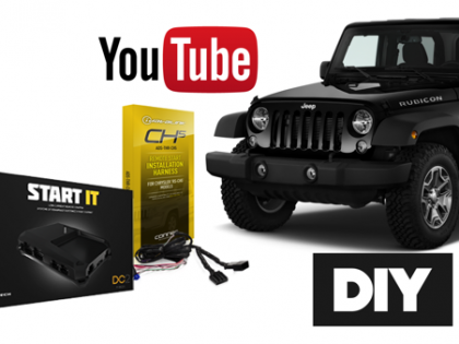 Jeep Wrangler Remote Start Kit Australia