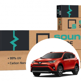 SoundSkins Shade - SUV Vehicle Tinting Service