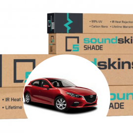 SoundSkins Shade - Sedan Vehicle Tinting Service