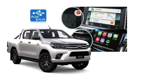 Toyota Hilux Plug & Play