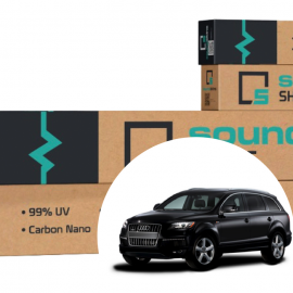 SoundSkins Shade - Wagon Vehicle Tinting Service