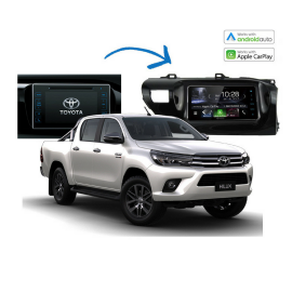 Toyota Hilux Stereo Upgrades