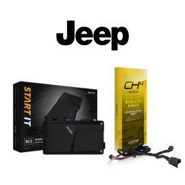 Jeep Wrangler Remote Start Kit