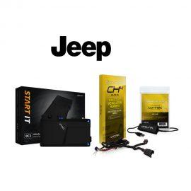 Jeep Grand Cherokee Remote Start Kit