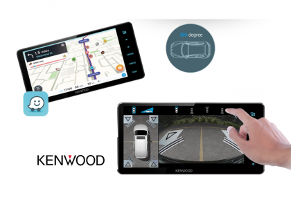 Kenwood 2018 Stereo Release for Australia