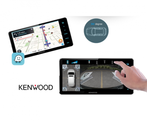 Kenwood 2018 Stereo Release