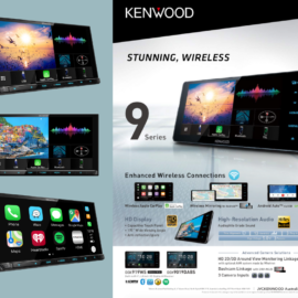 Kenwood DDX9019DABS forFord Ranger PX2 Stereo Upgrade | 2015 to 2019